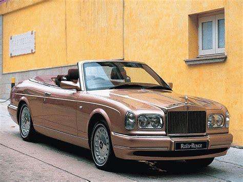 Rolls Royce Corniche 2002 by 2002 Rolls Royce Corniche Review Top Speed