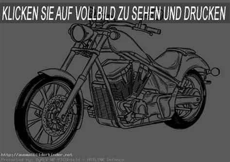 ausmalbilder kinder motorrad  ausmalbilder fuer kinder