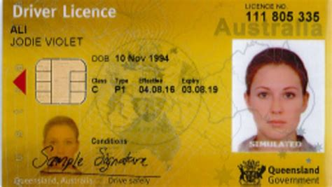 Queensland In Line With Other States On Drivers Licence