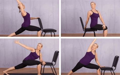 1000 ideas about chair yoga on pinterest office yoga