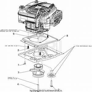 Cub Cadet Engine Parts Diagram