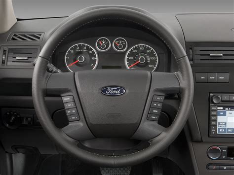 2008 Ford Fusion Steering Wheel Interior Photo