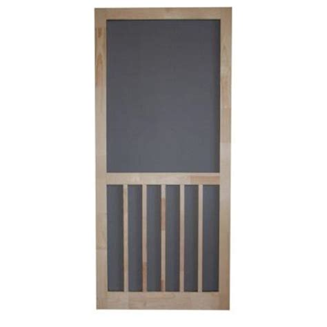 nick woodworking screen door