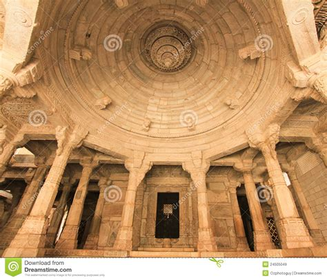 dilwara jain temple royalty  stock images image