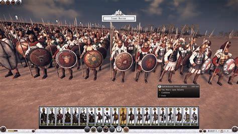 sacred band image lines  battle mod  total war