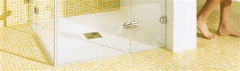 bodengleiche dusche abfluss bodengleiche dusche ratgeber hornbach