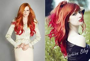 Light Your Life With Red Ombre Hair Extensions Vpfashion