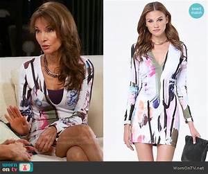 Light As A Feather Season 1 Episode 9 Wornontv Genevieve S White Floral Long Sleeve Dress On