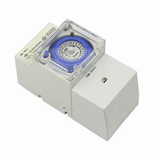 24 Hours Indoor Electrical Wall Mechanical Switch Manual