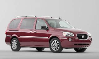 2005 Buick Terraza Reviews by 2005 Buick Terraza Review Ratings Specs Prices And