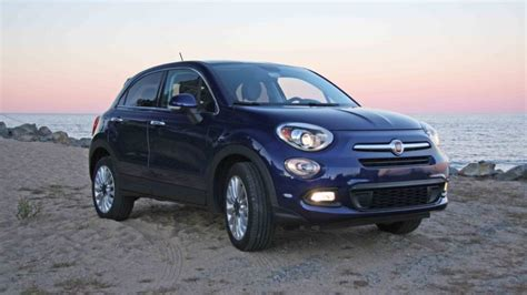 Fiat Boston by Fiat 500x Holds Its Own Vs Competitors Boston