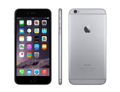 at t iphones for apple iphone 6 plus 128gb smartphone for att wireless