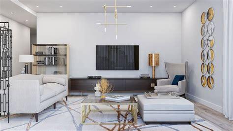 bright living room   interior options