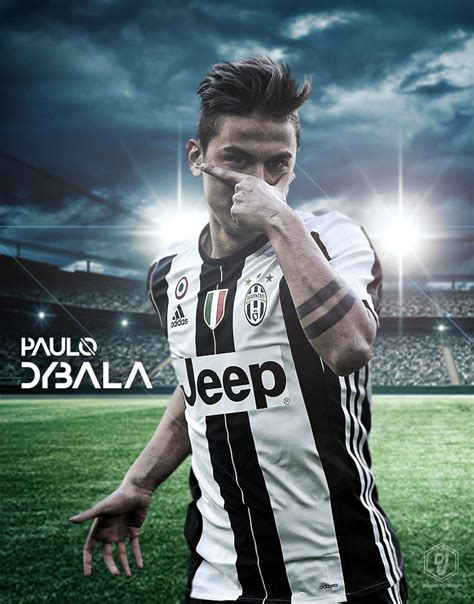 Paulo Dybala Juventus 2016/17 Wallpaper by dianjay on