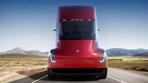Tesla Scores Semi Truck Order From First Furniture ...