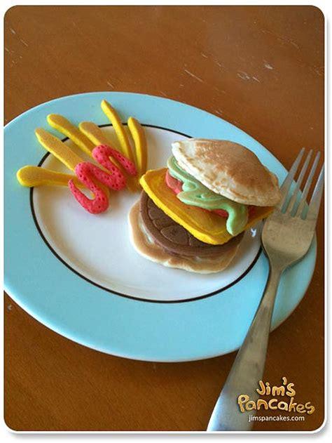 creative  pancake designs food inspiration bit rebels