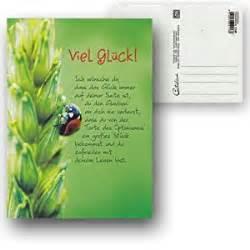 viel glück sprüche cartolini postkarte karte sprüche zitate 15 5 x 11 5 cm viel glück ich wünsche dir dass das