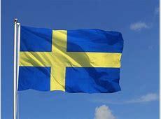 Schweden Flagge, schwedische Fahne 150x250 cm