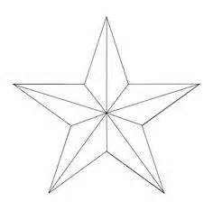 Barn Star Template - Costumepartyrun