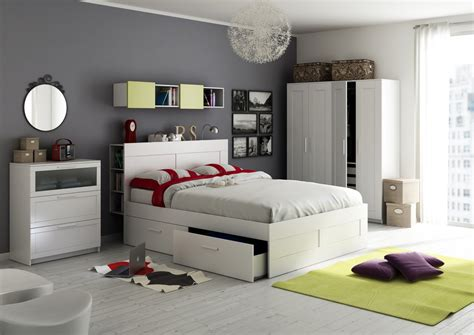 Modern Ikea Bedroom Furniture And Designs With Nice