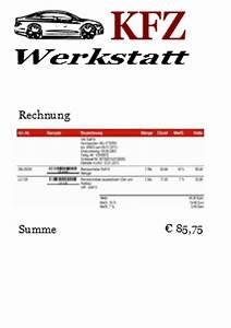 Werkstatt Rechnung : die geschichten der nacht die werkstattrechnung ~ Themetempest.com Abrechnung