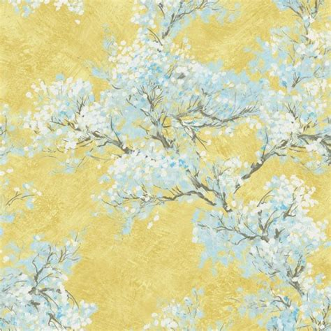 cherry blossom wallpaper  french impressionist