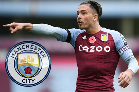 Jack Grealish identified as 'ideal addition' by Manchester ...