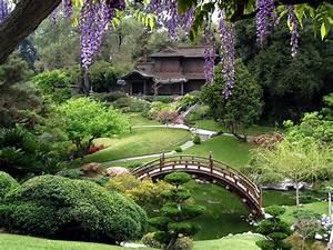 Japanese garden the huntington alice39s garden travel buzz for Japan garden