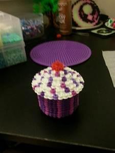 Bügelperlen Kreative Ideen : 3d cupcake perler diy ~ Orissabook.com Haus und Dekorationen