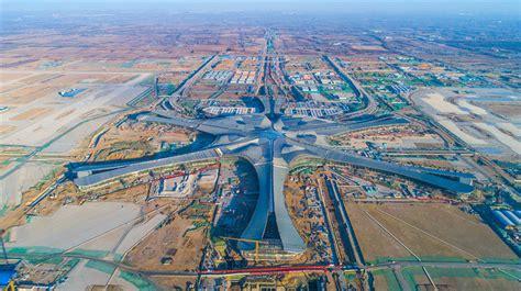 Neuer Flughafen Peking by Neuer Flughafen Beijing Startet Betrieb Im Oktober 2019