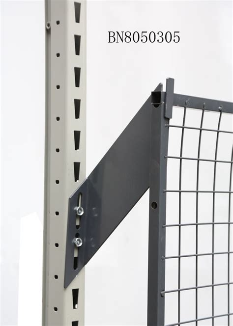 connectable heavy duty brackets hardware  offset guard mm pallet rack frame