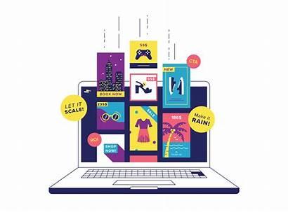 Advertising Ads Hawkers Social Portfolio Smartly Io