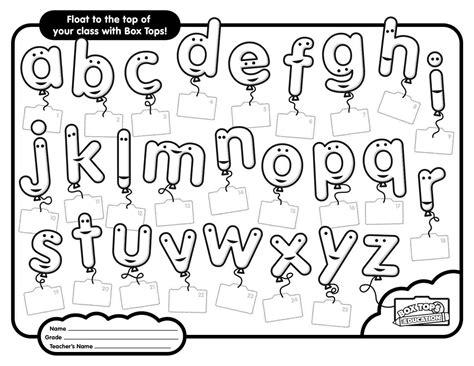free printable alphabet worksheets preschool writing and