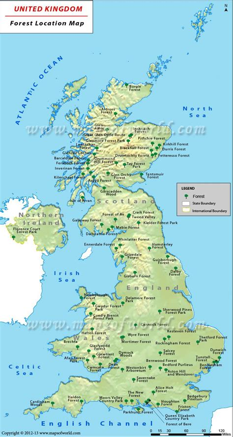 uk forests map dream travels forest map map map
