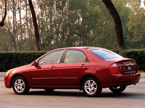Kia Spectra 20 2006 Auto Images And Specification