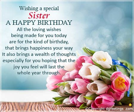 Image Result For Happy Birthday Sister Quotes