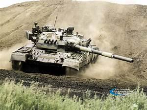 Wallpapers :: T-80U Main Battle Tank