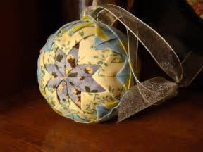 best photos of patterns for quilted christmas balls how to make quilted christmas ornaments