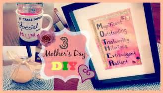 Cute DIY Birthday Gifts for Mom