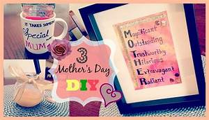 Last Minute Diy Birthday Gifts For Mom Do It Your Self