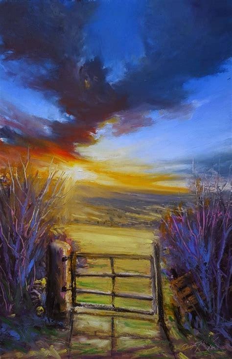 easy oil pastel drawings  painting ideas