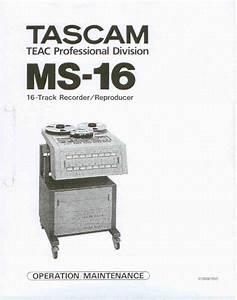 Tascam Ms
