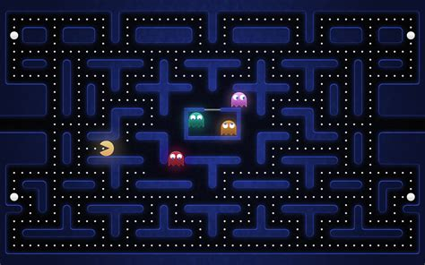 pacman background pac wallpaper and background 1680x1050 id 207111
