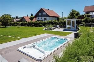 Schwimmbad Zu Hause De : swim chill whirlpool zu ~ Markanthonyermac.com Haus und Dekorationen