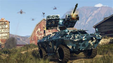 Dlc Gunrunning Bringt Raketen-motorrädern