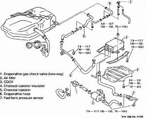 2002 Mazda Protege5 Engine Diagram
