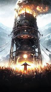 Frostpunk, 2018, Game, Wallpapers