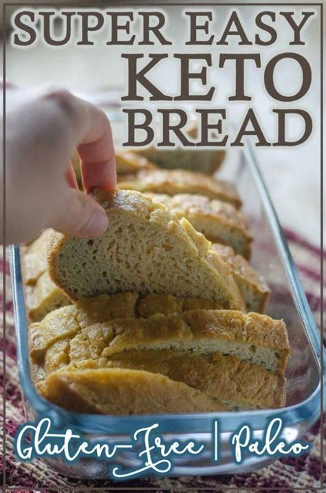The carbs in bread as well as the sugar in normal breads are typically. Zero Carb Keto Bread Recipe #KetogenicBreadRecipe | Yeast ...