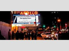 Apollo Theater tickets and event calendar New York City