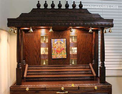 Design For Mandir In Home by Wall Mounted Wooden Temple Design For Home Wall Mounted